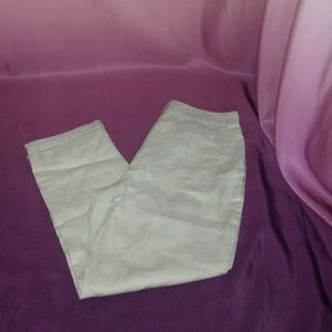J. Jill Metallic Pants NWT